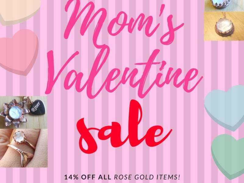 jewelry s gold jewellery valentine day mama mamas rose breast maryland sale perryhall for moms valentines dna milk