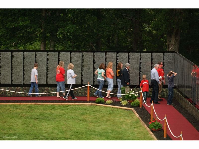 Vietnam Moving Wall Is Coming To Oswego