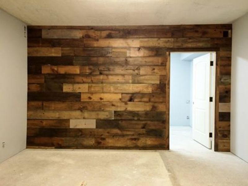 Endgrain Lumber Reclaimed Barn Wood Siding Pallet Wood