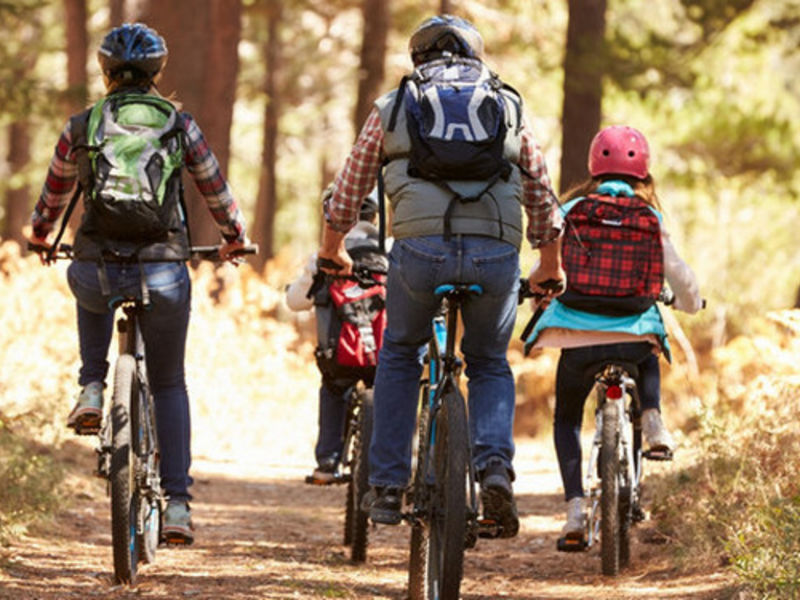Boost Your Fitness Motivation With A Mountain Bike New York City