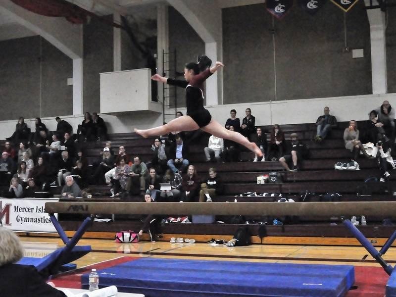 Mercer Island High School Gymnastics