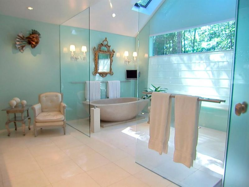 Amazing Bathroom Design Scheme Options