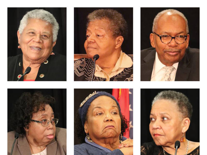 Little Rock Nine: 60 Years Later, Profiles Of Black Teens Who