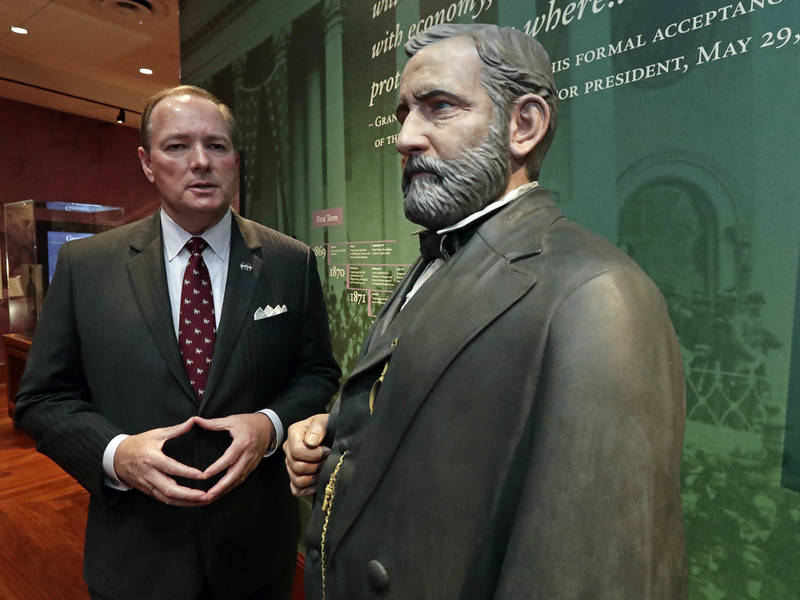 ulysses s grant library meant to mend north south divisions