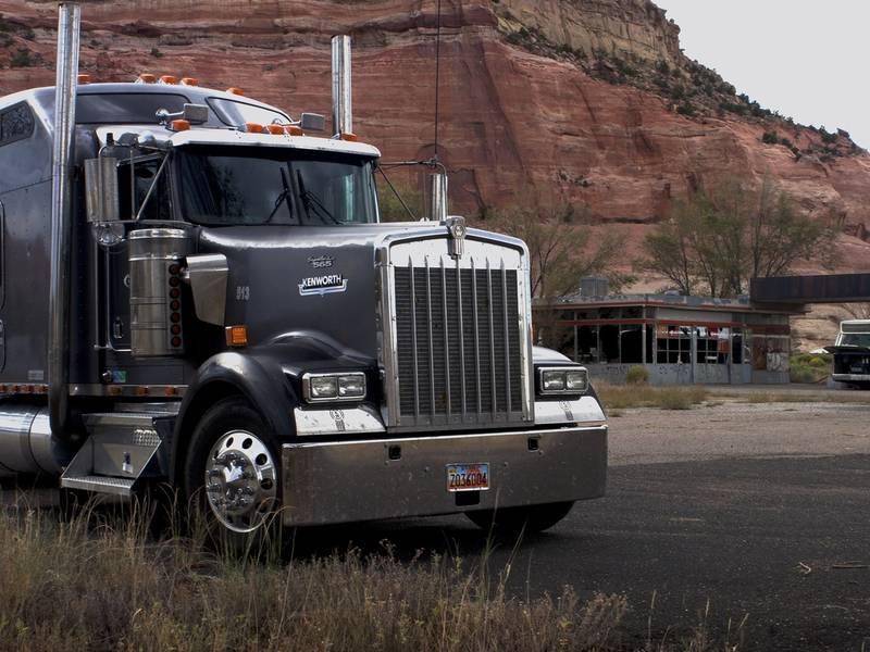 Wind Gusts Topple 9 Semi Trucks Near Cheyenne Across