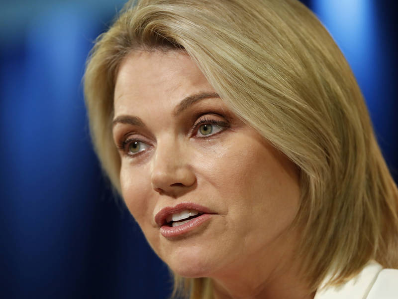 Heather Nauert Withdraws From Consideration For UN Ambassador