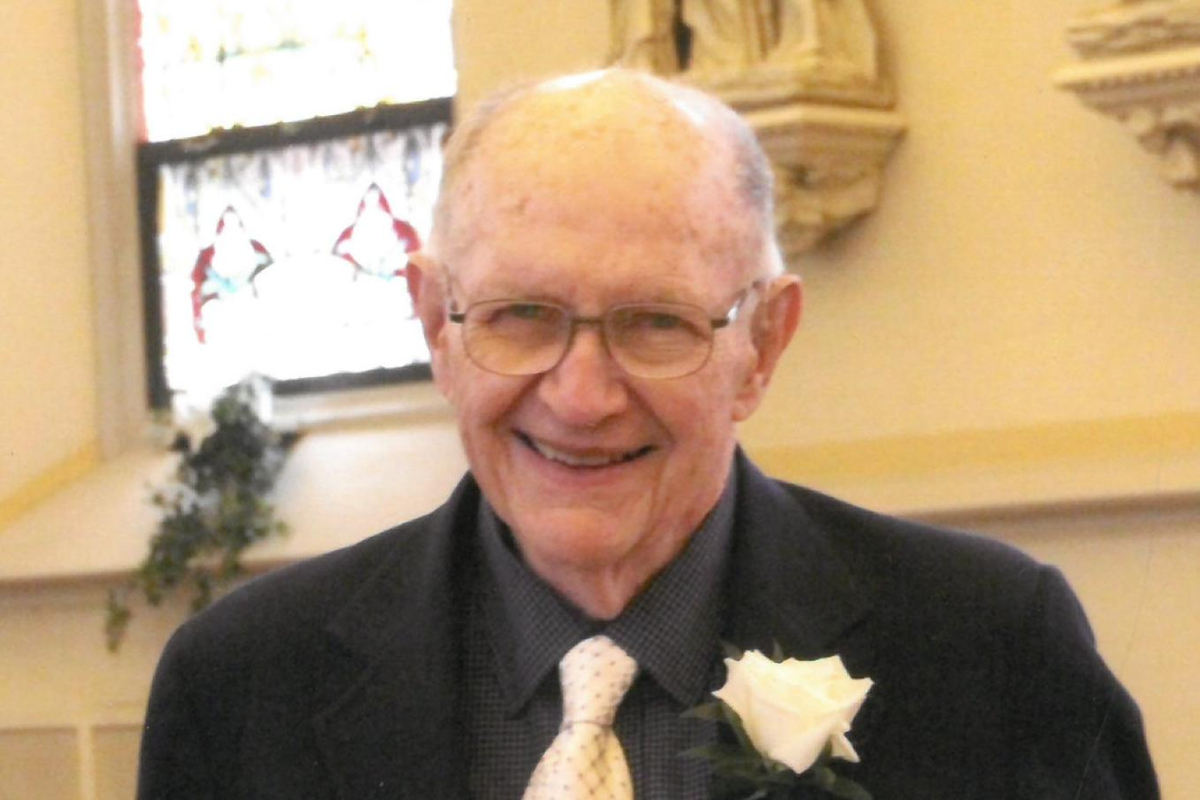 Obituary William Bliss Brown Plainfield Il Patch