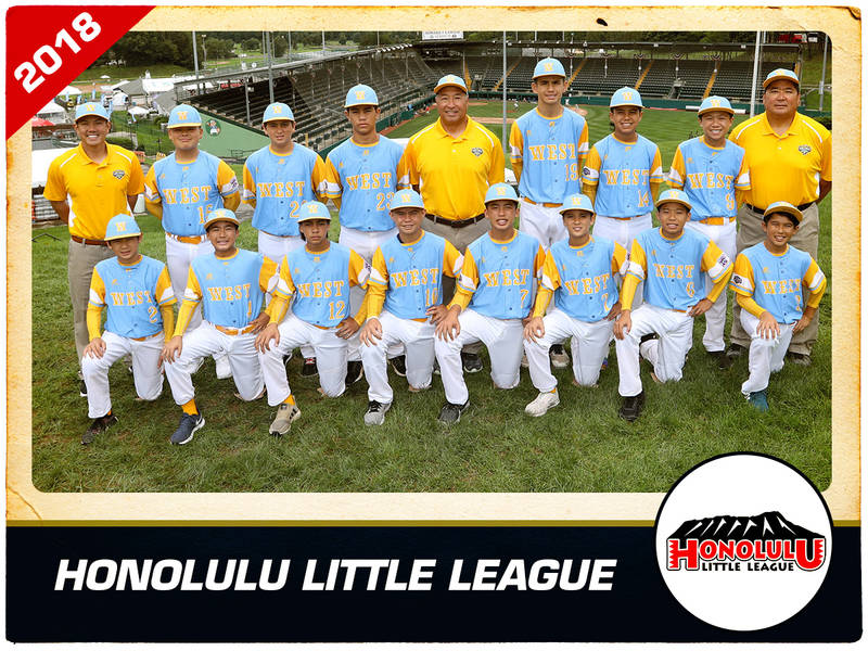 Hawaii wins U.S. Championship at Little League World Series