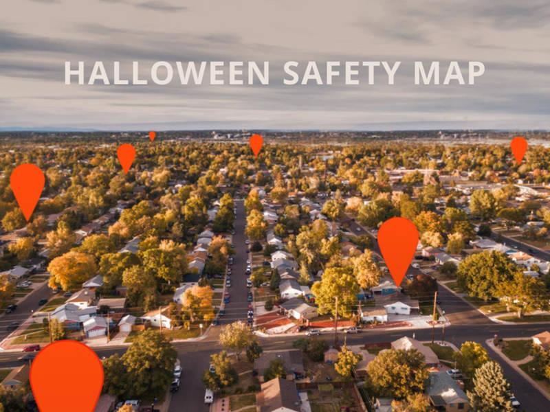 Map Of Arizona Sex Offenders.Phoenix 2018 Halloween Sex Offender Safety Map Phoenix Az Patch