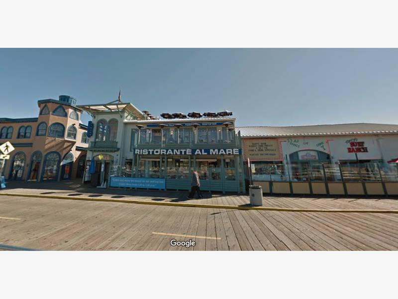 Al Mare Italian Restaurant Closes On Santa Monica Pier Santa