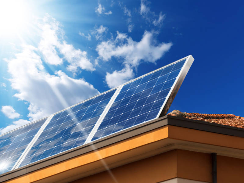 California To Require Solar Panels On New Homes Starting In 2020