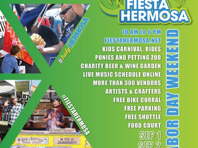 Fiesta Hermosa Returns To Beach This Weekend
