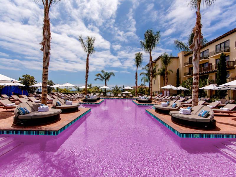 Terranea Resort Raises 28 000 For T Cancer Awareness