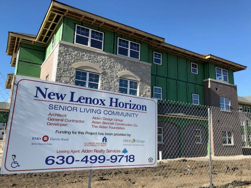 New Lenox Building Permits Reveal Lots Of Growth In 2017