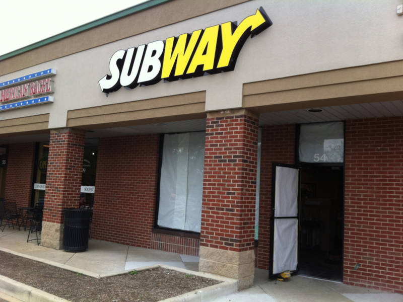 Subway Restaurant Robbery Tops Bolingbrook Police Blotter
