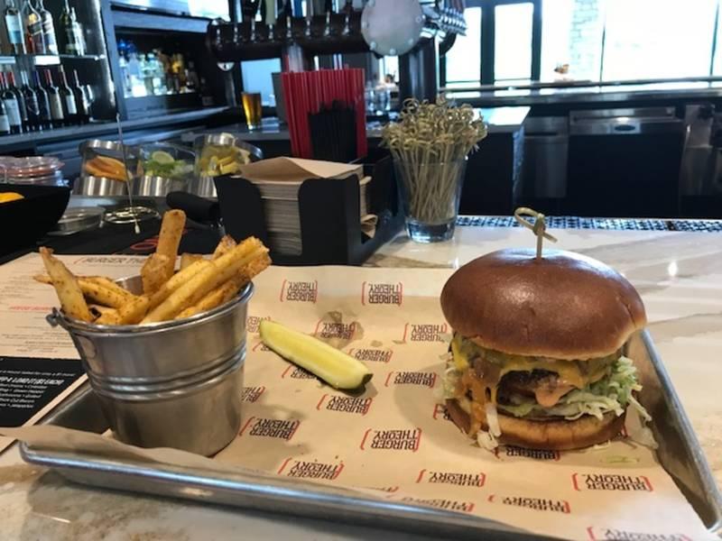 New Burger Restaurant Intends To Be Joliet S Best