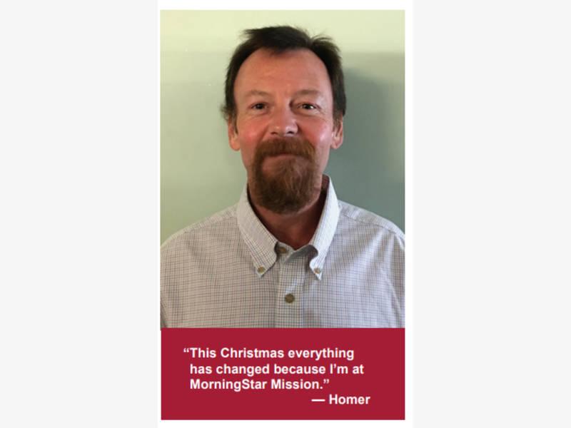 homer became a new man at morningstar mission ferak column joliet