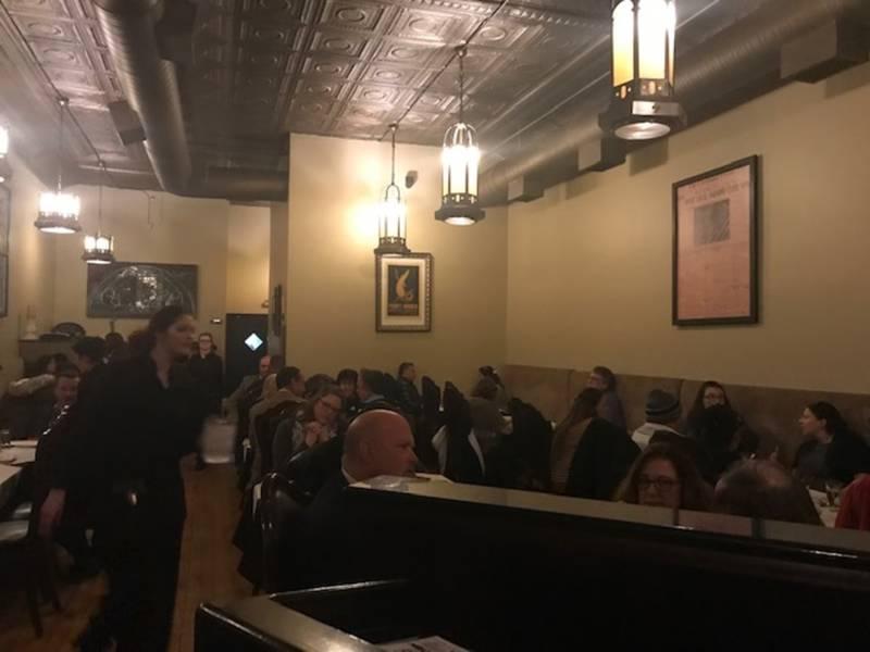 Cut 158 Chophouse Elegant Dining For Downtown Joliet