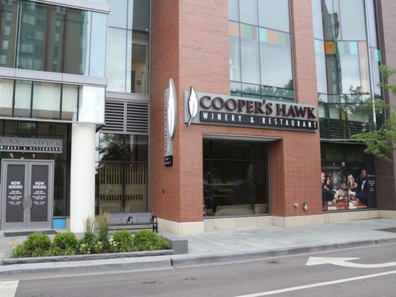 Cooper S Hawk Winery Restaurants Opens Ninth Chicagoland Location In Oak Park On Monday July 17