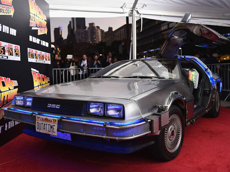 Great Scott! DeLorean Could Start Building Cars In Houston | Midtown ...