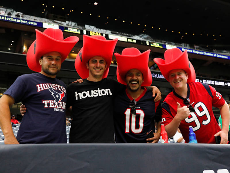 2018 Houston Texans Schedule Has Some Experts Optimistic