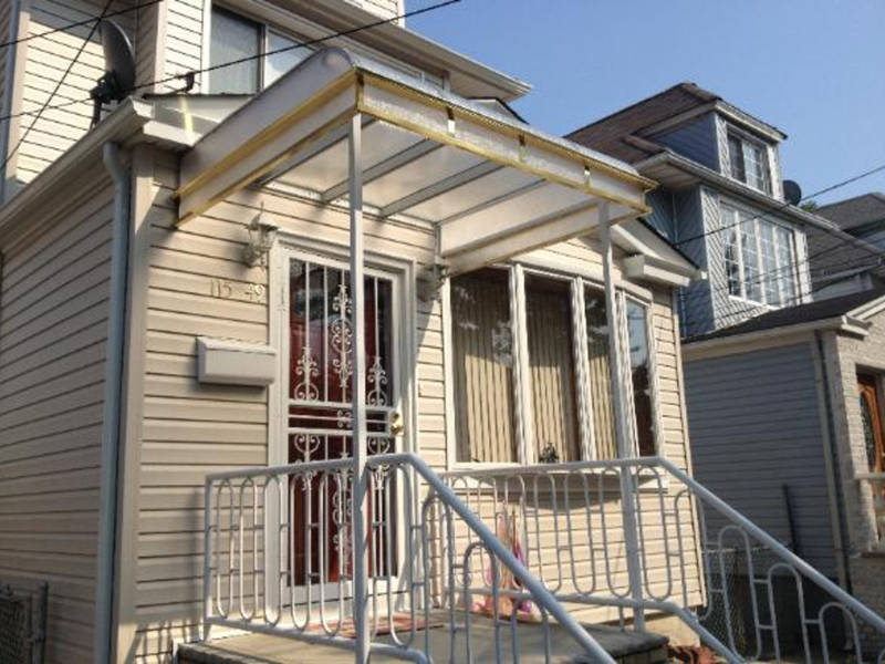 Residential Home Aluminum & Lexan Awnings in Queens & Long ...
