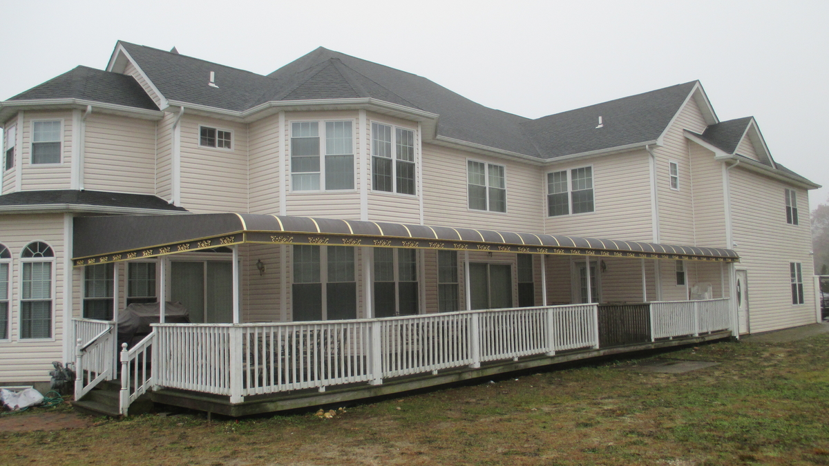 Best Deck Amp Patio Awnings For New York Amp Nj Queens Ny Patch