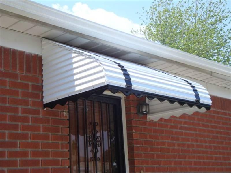 1 Aluminum Plexiglass Awnings For Homes 5boro Long Island