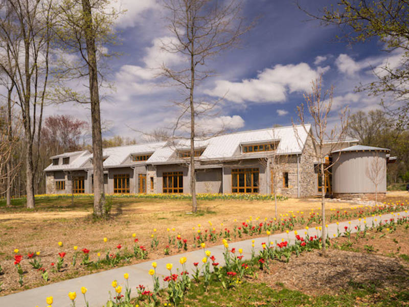 The Willow School Earns First Living Building Certification In Nj