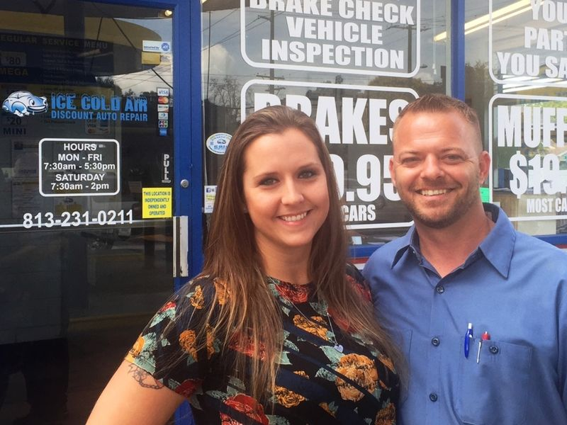 Ice Cold Auto Repair Gets New Owners Seminole Heights Fl Patch