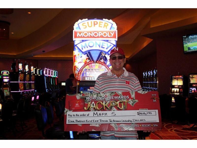 Casino morongo winners club