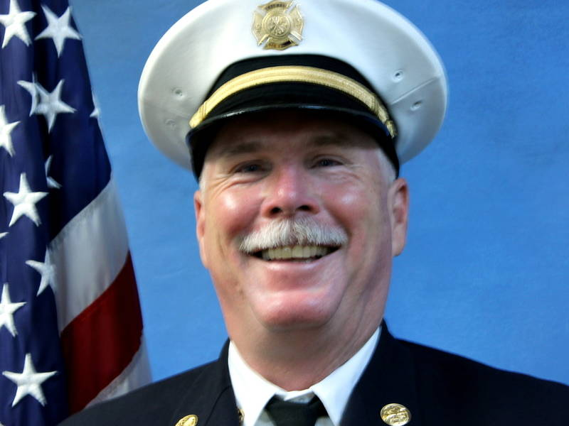 East bay regional park district names new fire chief patch - Garden city union free school district ...