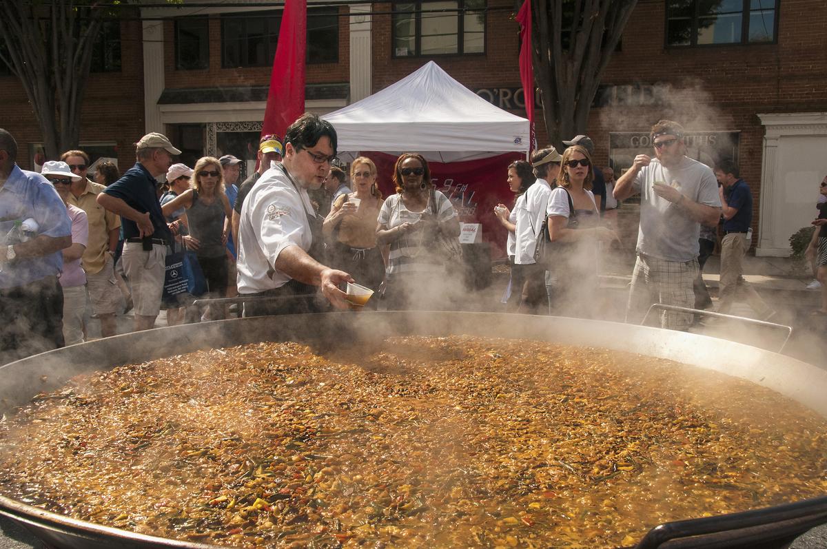 taste of bethesda: participating restaurants, schedule of events