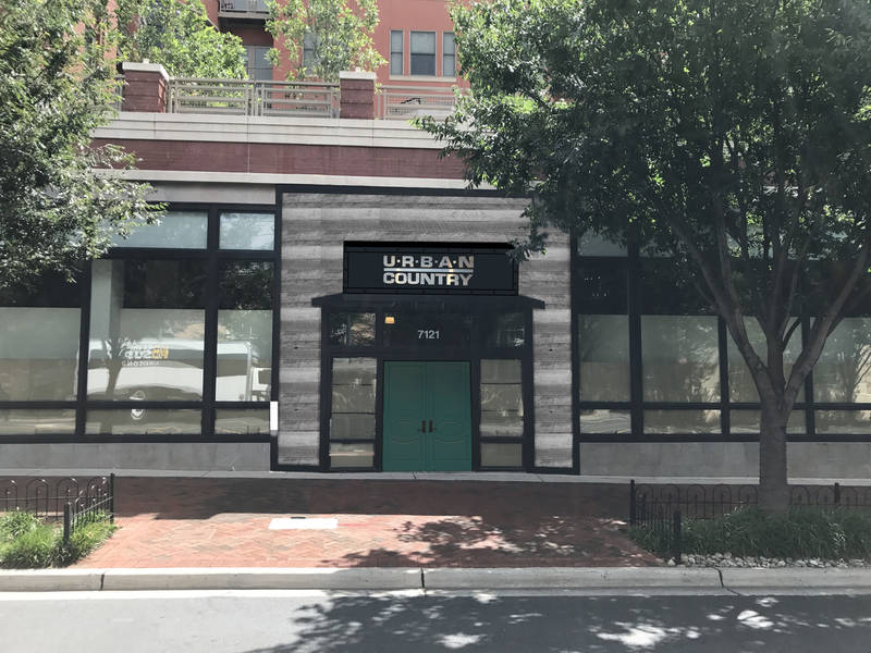 Urban Country Moving To New Bethesda Location