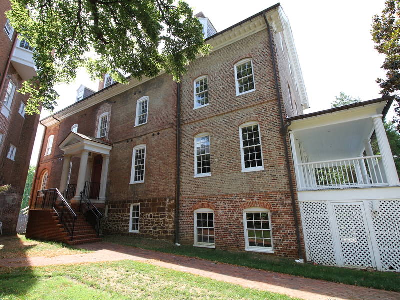 Great Charles Carroll House Of Annapolis Earns Restoration Award
