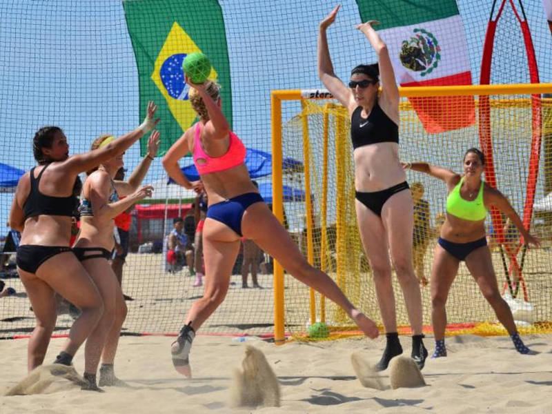 pan american beach handball championships headed to oceanside