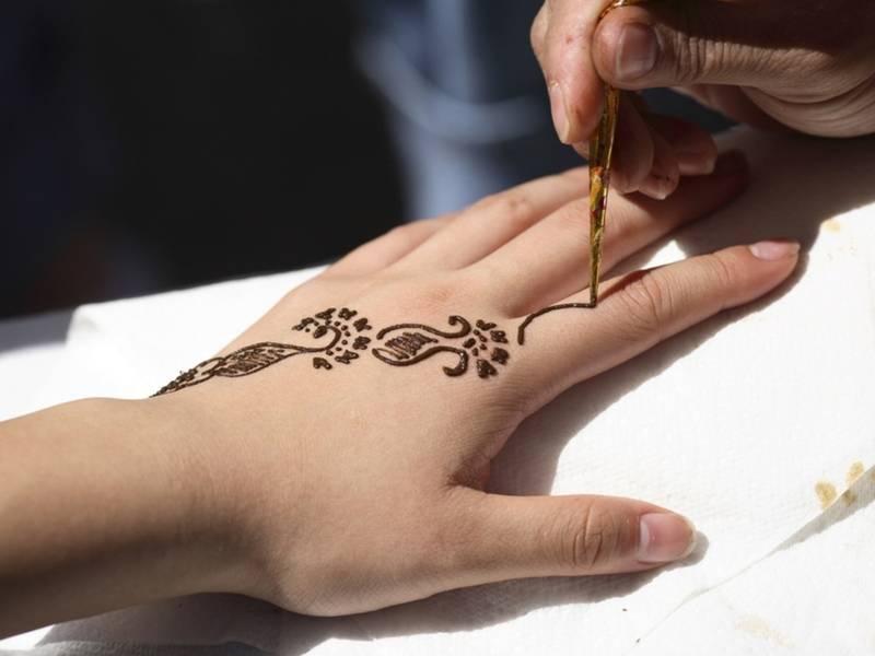 Mehndi Hand Patterns Diwali : Pelham art center s popular diwali festival returns ny patch