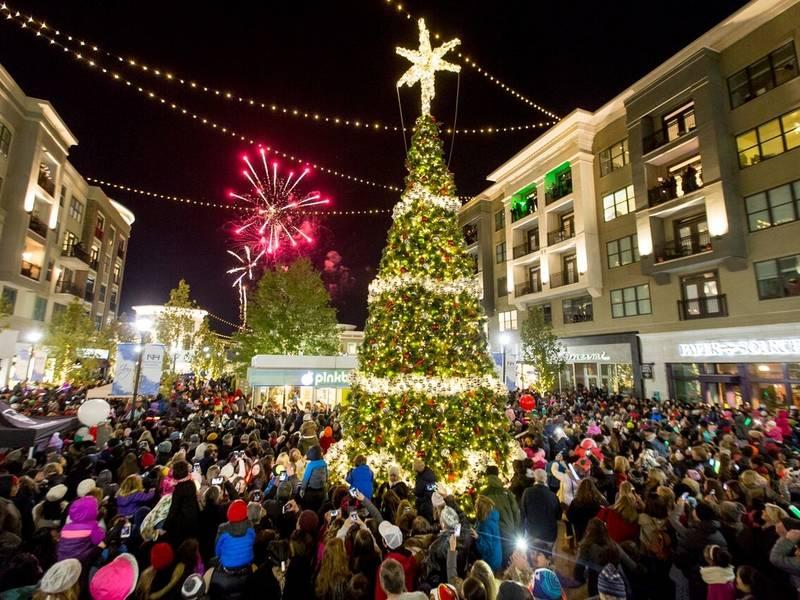 Avalon Alpharetta Ga >> Lighting Of Avalon Kicks Off Holiday Season Nov. 19 | Alpharetta, GA Patch