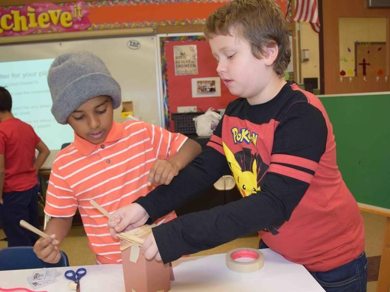 Holiday Challenge Accepted At Setauket Elementary Three Village