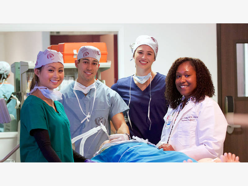 nurse anesthesis programs A certified registered nurse anesthetist, or crna the didactic curricula of nurse-anesthesia programs is governed by the coa standards.