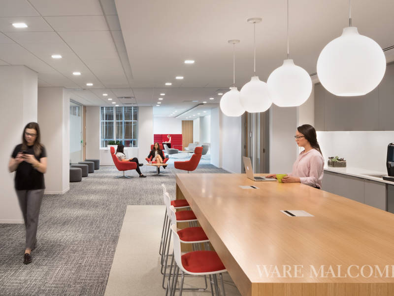 Construction Completed On Henkel Headquarters In Stamford