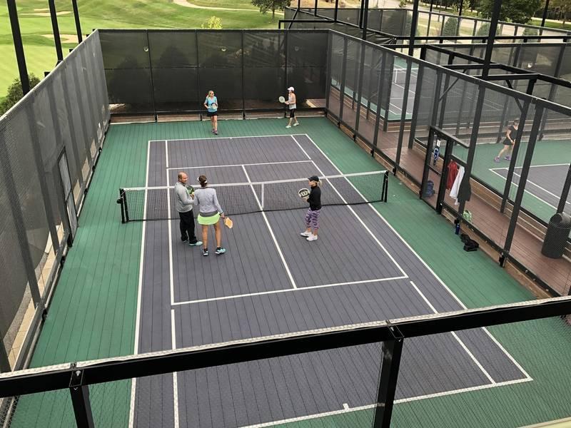 Glenview Among Host Sites For Nat L Platform Tennis