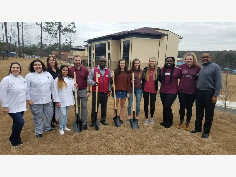 riverwood awarded lowe's toolbox for education grant | sandy springs ...