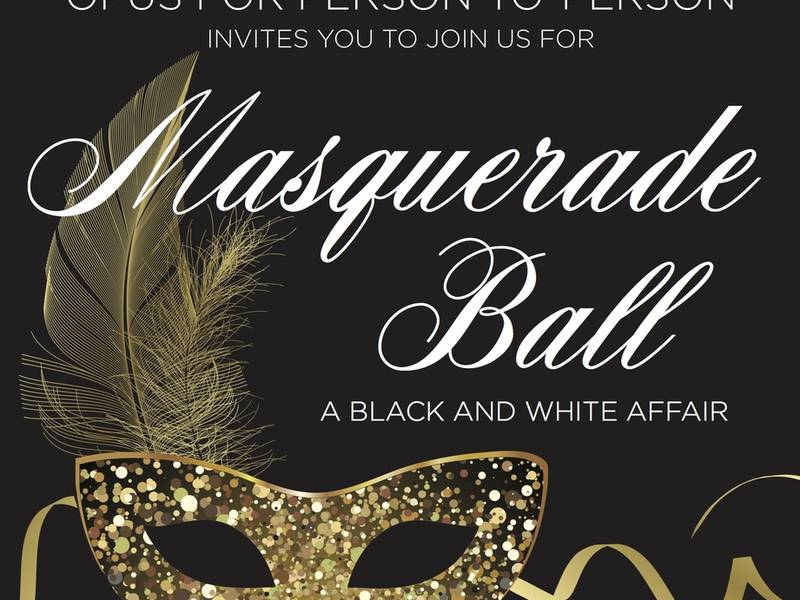 OPUS For Person-to-Person Hosts Masquerade Ball In Darien ...