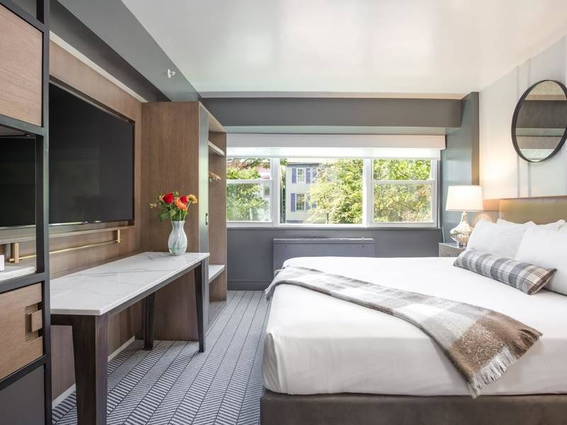Arc TheHotel To Open In DC's Foggy Bottom May 48 Washington DC New Hotels With 2 Bedroom Suites In Washington Dc Style Remodelling