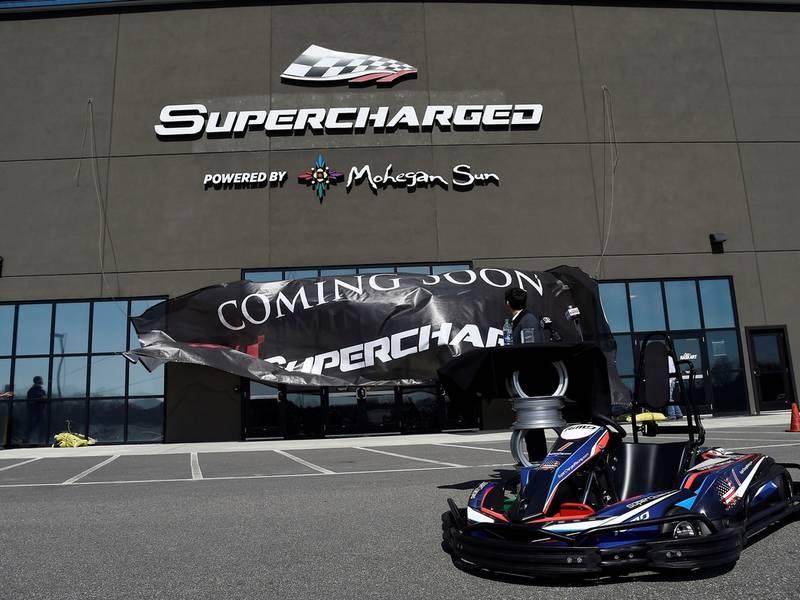 Mohegan Sun And Naskart Racing Announce Partnership Deal Montville