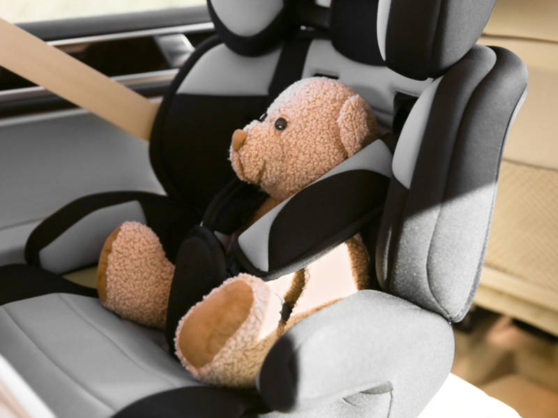 CHP Hosting Free Car Seat Safety Inspection
