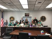 Holiday gift giving tips for seniors in long term care facilities commack girl scout troop take over smithtown town hall for a day negle Image collections