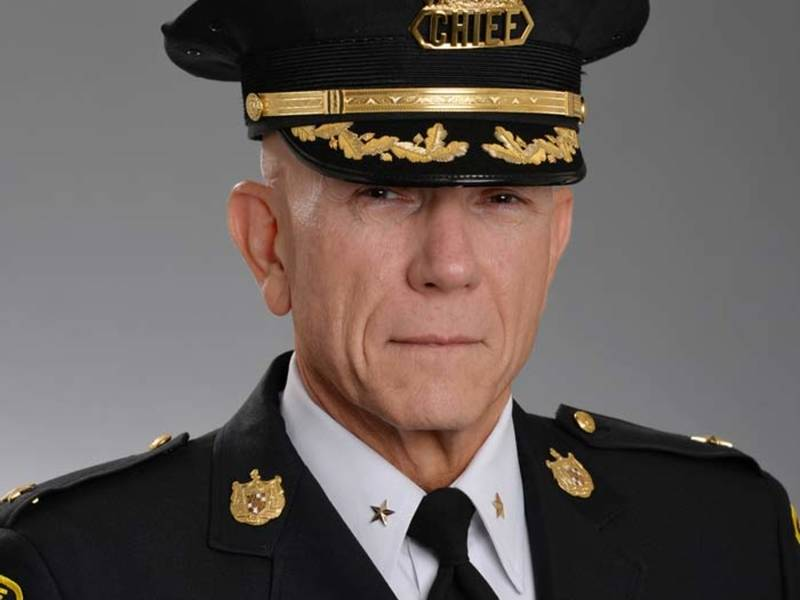 Towson University Police Chief To Retire