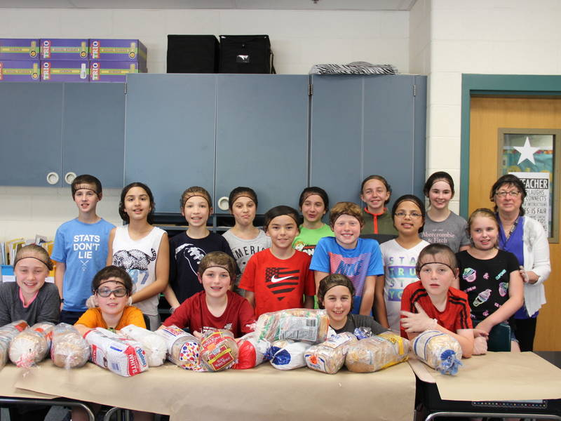 Service Learning Project At Long Meadow Elementary School